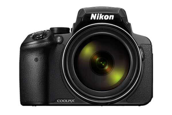 The Nikon Coolpix P900 Product shot.
