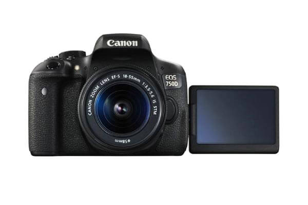 Canon Eos 750D 18-55 IS STM Lens