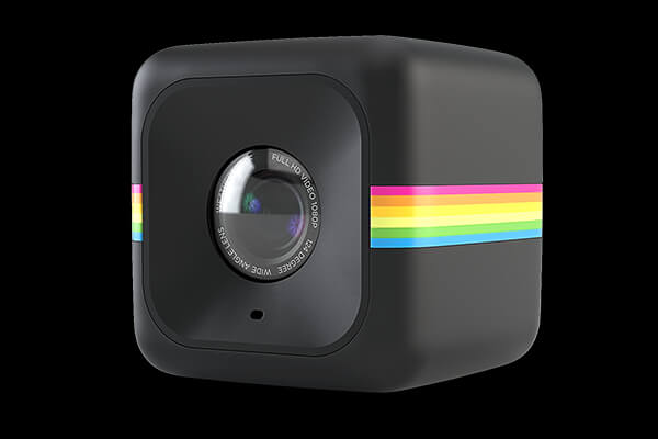 Polaroid Cube + Black