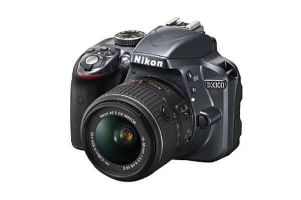 Nikon D3300 18-55VR