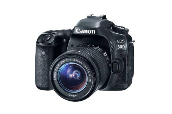 Canon Eos 80D 18-135 STM IS USM
