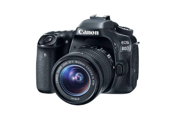 Canon Eos 80D 18-135stm