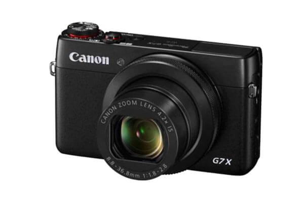 Canon Powershot G7X MK2