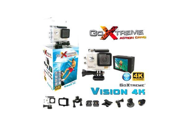 Go Xtreme  Vision 4K