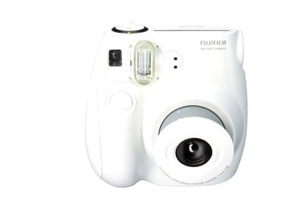 Fuji Instax Mini 8 White