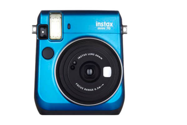 Fuji Instax Mini 70 Blue