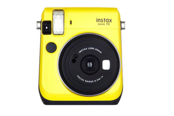 Fuji Instax Mini 70 Yellow