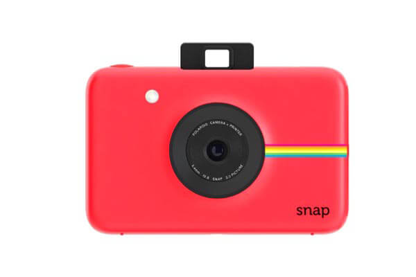 PolaroidSnap Red
