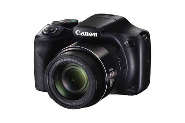 Canon Powershot SX 540