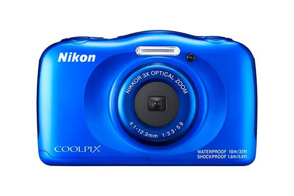 Nikon W100 Blue