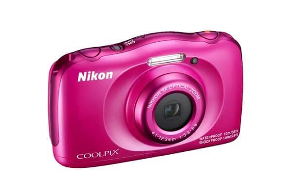 Nikon W100 Pink