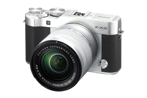 Fuji X-A3 With 16-50 Lens (2)