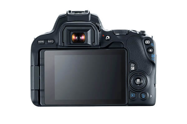 Canon EOS 200D With 18-55 IS STM Lens