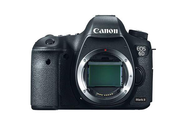 Canon EOS 6D MkII Body