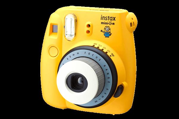 Fuji Minions Instax Mini Camera