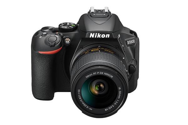 Nikon D5600 18-55mm VR Lens
