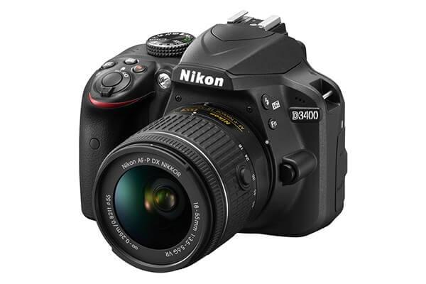 Nikon D3400 18-55 VR Lens