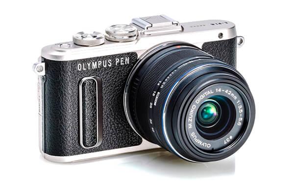 Olympus PL 8 Black