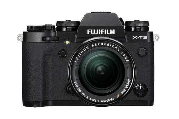 FUJIFILM X-T3 Mirrorless Digital