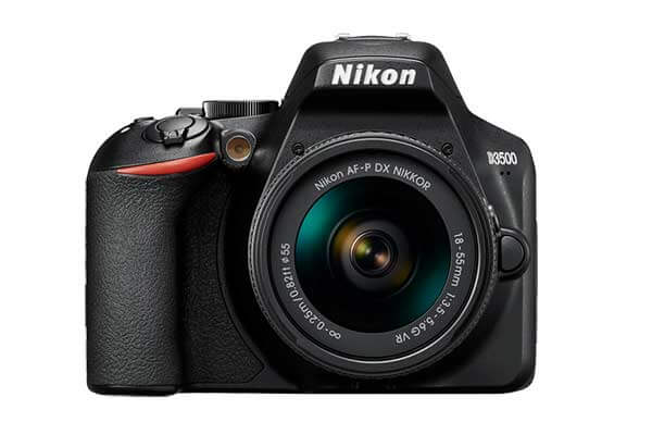 Nikon D3500 18-55 VR