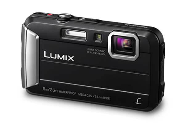 Panasonic DMC FT 30 BLACK