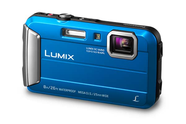 Panasonic DMC FT 30 BLUE