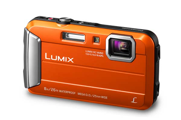 Panasonic DMC FT 30 ORANGE