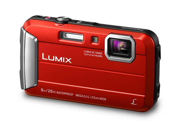 Panasonic DMC FT 30 RED