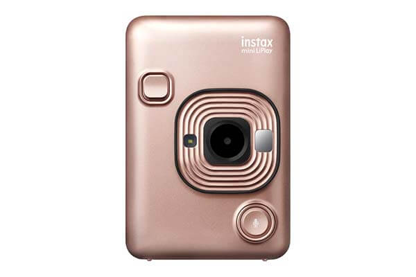 FUJIFILM INSTAX Mini LiPlay (Blush Gold)