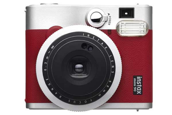 Fujifilm Mini 90 Red