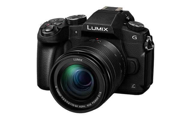 Panasonic Lumix DMC-G80 & 12-60mm Lens