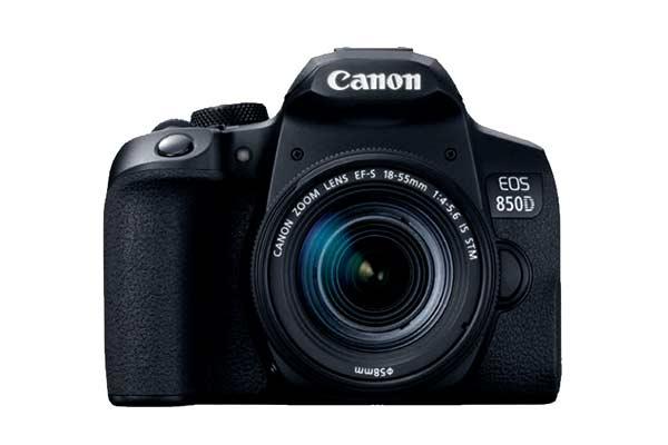 Canon EOS 850D & 18-55 IS STM Lens
