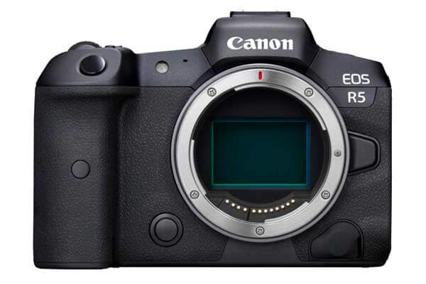 Canon R5 Mirrorless (Body Only)