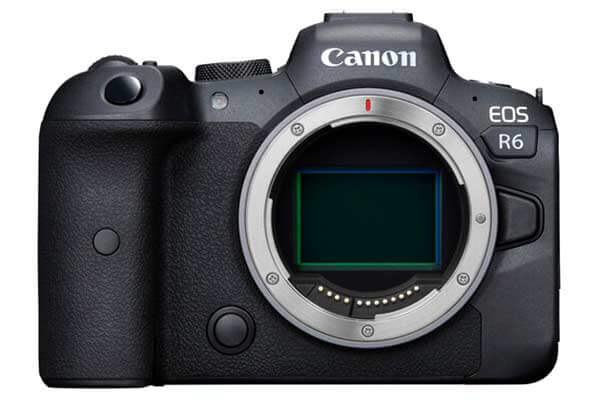 Canon R6 Mirrorless (Body Only)