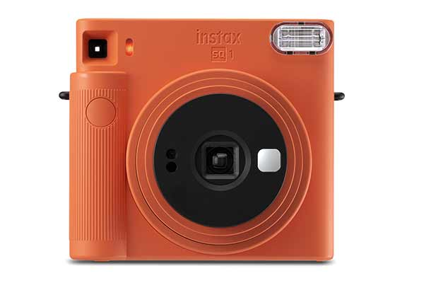 FUJIFILM INSTAX SQUARE SQ1 Terracotta Orange  **Film Not Included**