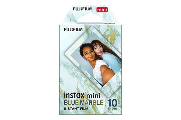 Fujifilm Instax Mini Blue Marble