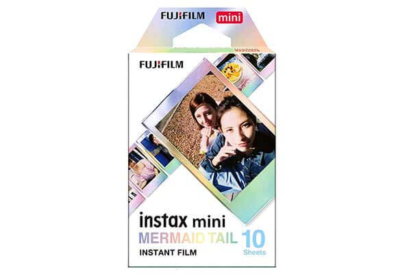 Fujifilm Instax Mini Mermaid Tail