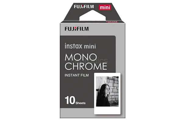 Fujifilm Instax Mini Monochrome Film