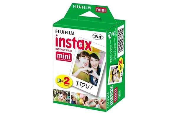 Fujifilm Instax Mini Twin Pack Film