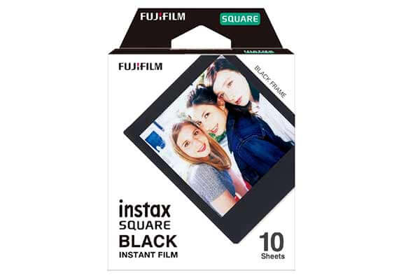 Fujifilm Instax Square Black Border Film