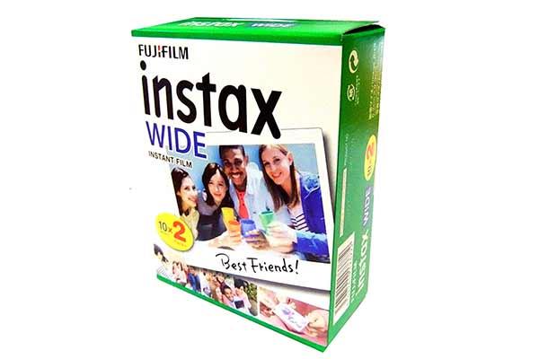 Fujifilm Instax Wide Twin Pack