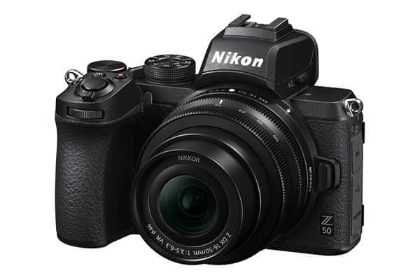 Nikon Z50 with 16-50mm Lens