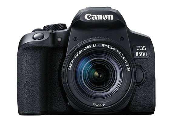 Canon EOS 850D 18-55mm IS STM Lens