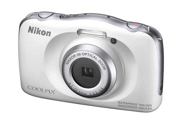 Nikon COOLPIX W150 (White)
