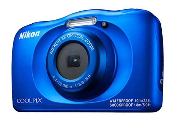 Nikon COOLPIX W150 (Blue)