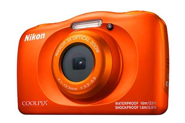 Nikon COOLPIX W150 (Orange)
